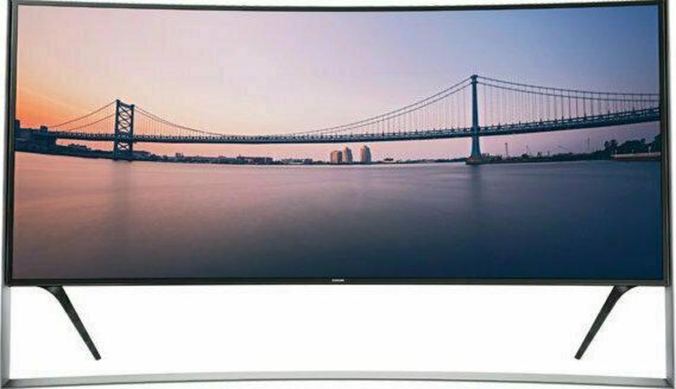 Samsung UN105S9B front on