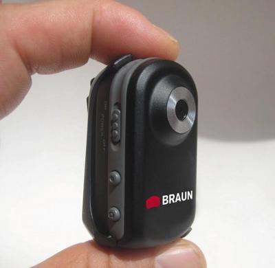 Braun Photo Technik MiniAction DV