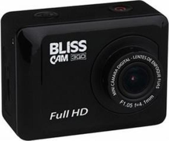 3GO Bliss Cam Action Camera