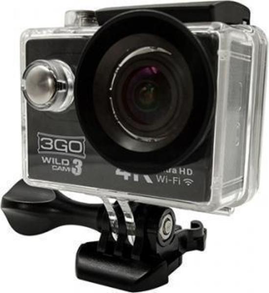 3GO Wild 3 Action Camera