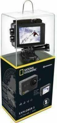 National Geographic Explorer 3 Action Cam