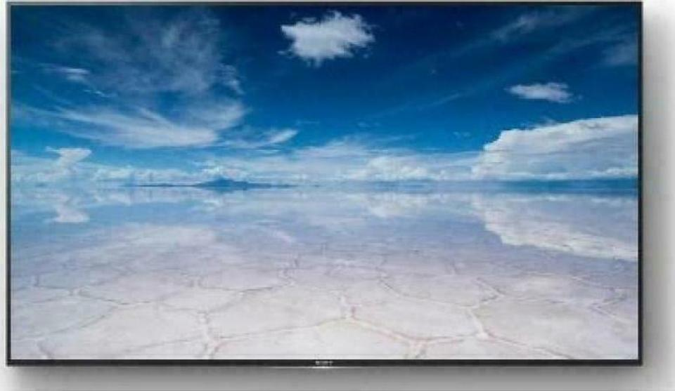 Sony Bravia FW-85XD8501 front without stand