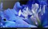 Sony KD-65AF8 TV front on