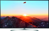 LG 75SK8100PLA TV front on