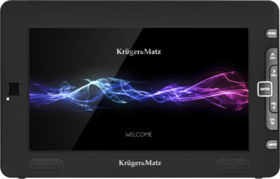 Krüger&Matz KM0196 Telewizor