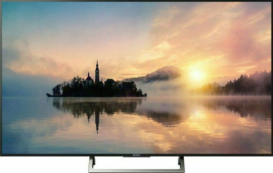 Sony Bravia KD-65XE7002 front on