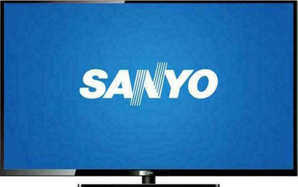 Sanyo DP55D44 front on