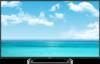 Panasonic TC-50AS530U tv front on