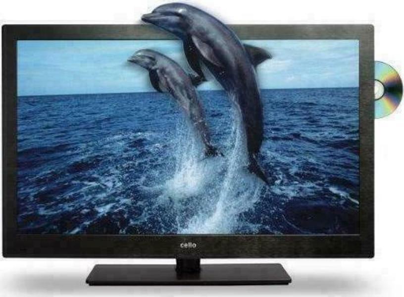 Cello C42116F-3D-IPTV2 front on