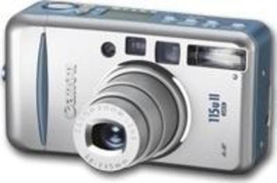 Canon Sure Shot 115U II Date Analog Kamera
