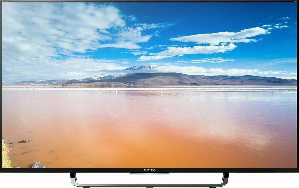 Sony KD-49X8309C front on