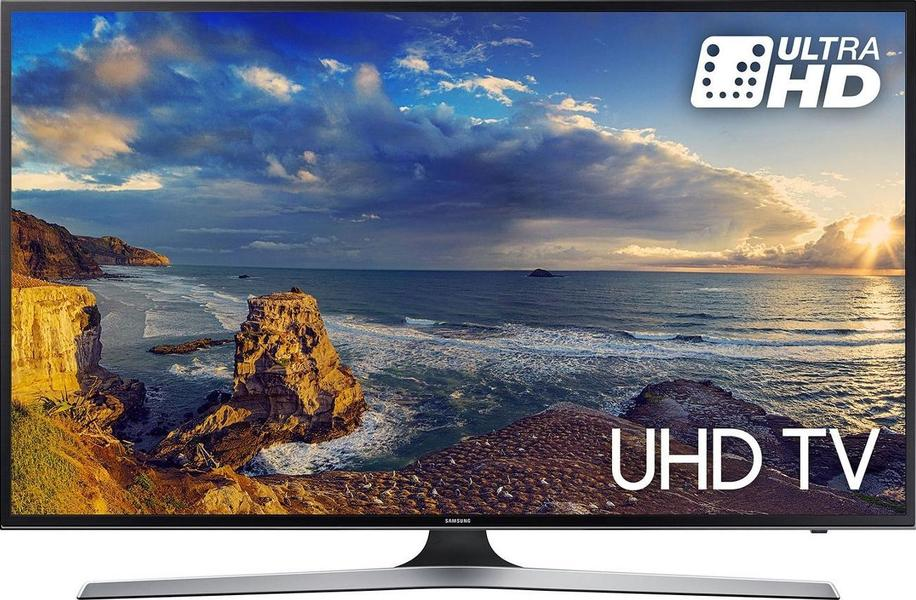 Samsung UE55MU6120 front on