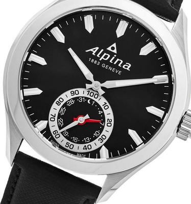 Alpina Watch AL-285BS5AQ6 Smartwatch