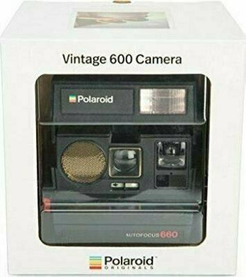 Polaroid Sun 660 Sofortbildkamera