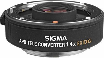 Sigma Teleconverter 1.4x EX DG APO for Canon