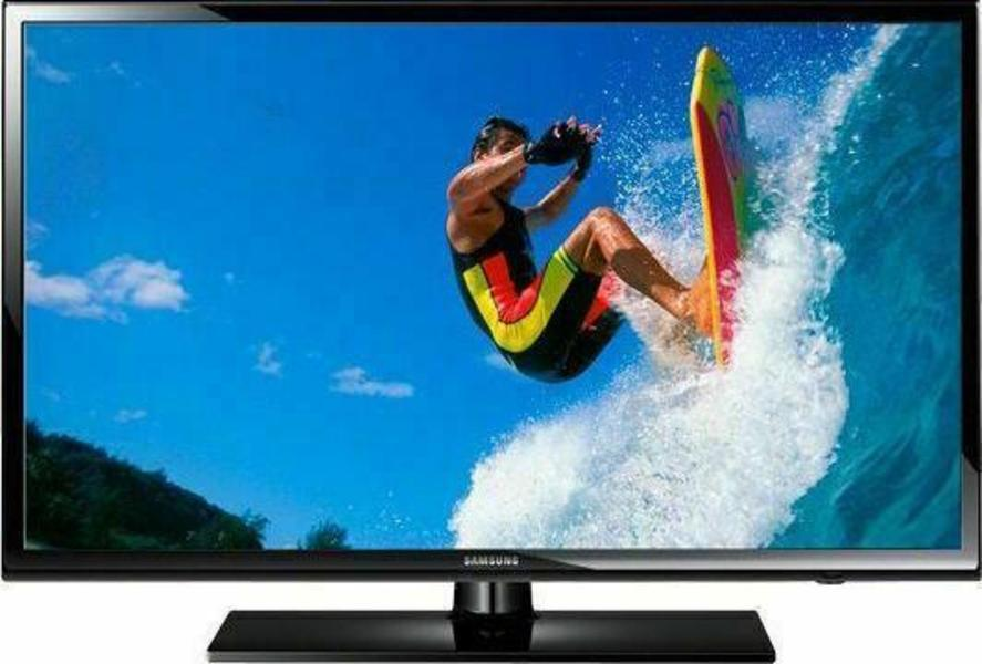 Samsung UN60FH6200 front on