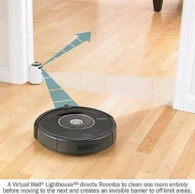 iRobot Roomba 581 Robotic Cleaner