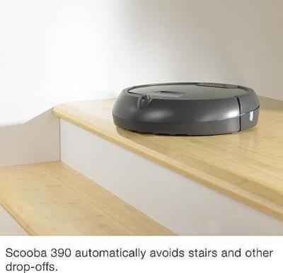 iRobot Scooba 390 Robotic Cleaner