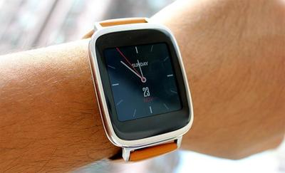 Asus ZenWatch 2 Men Silicone