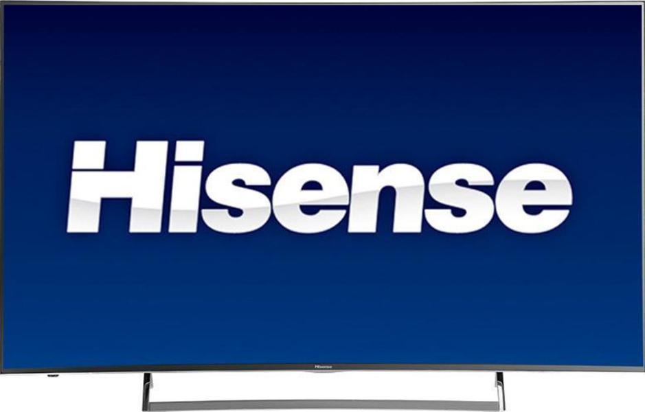 Hisense 55H9B front on