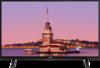 LG 49UB8300 TV front on