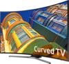 Samsung UN49KU6500 TV angle