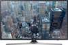 Samsung UN55JU6400 tv front on