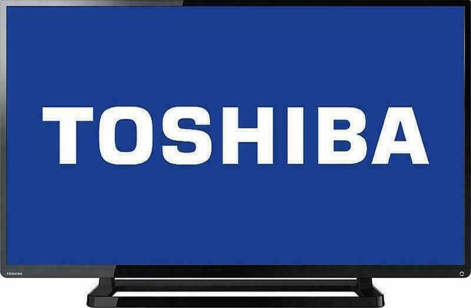 Toshiba 40L1400U front on