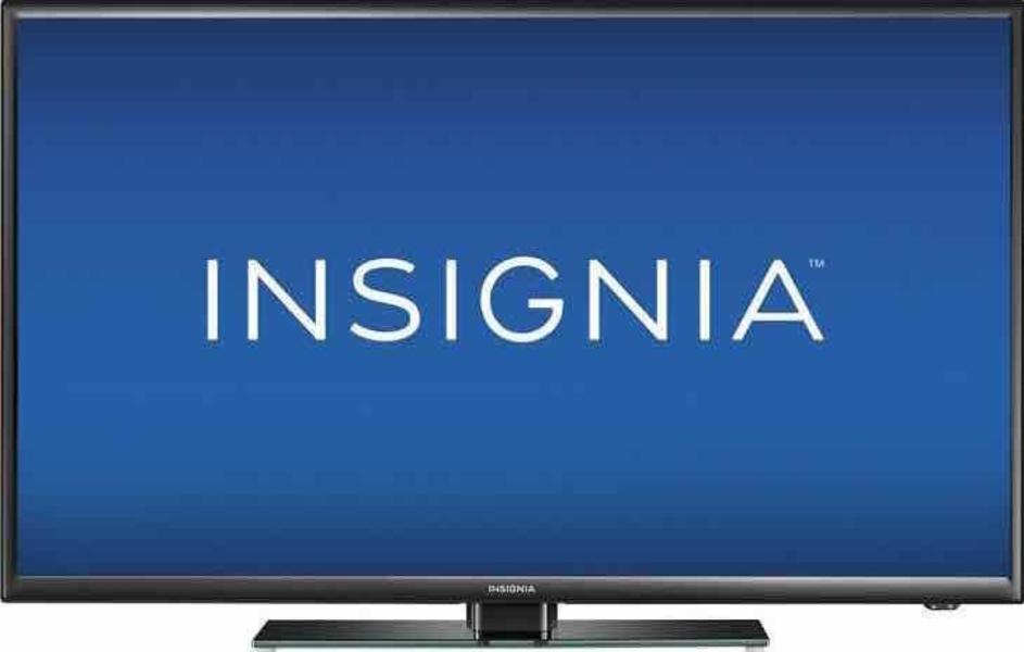 Insignia NS-40D420NA16 front on