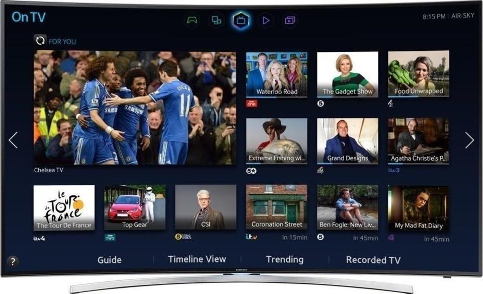 Samsung UE55H8000 TV