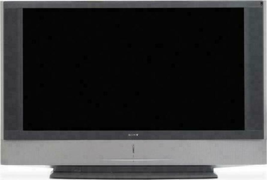 Sony KF-50SX30 front