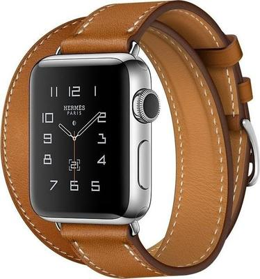Apple Watch Series 2 Hermès 38mm Stainless Steel with Double Tour Smartwatch