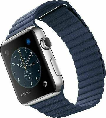Apple Watch Series 2 42mm Stainless Steel with Leather Loop Smartwatch