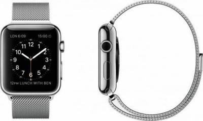 Apple Watch Series 2 42mm Stainless Steel with Milanese Loop Smartwatch