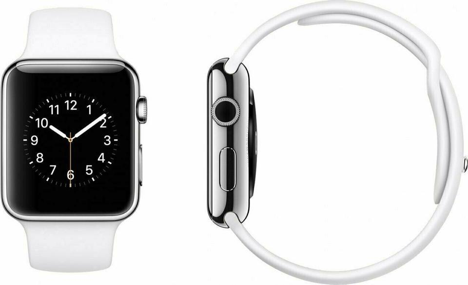 Apple Watch Series 2 38mm Stainless Steel with Sport Band Smartwatch