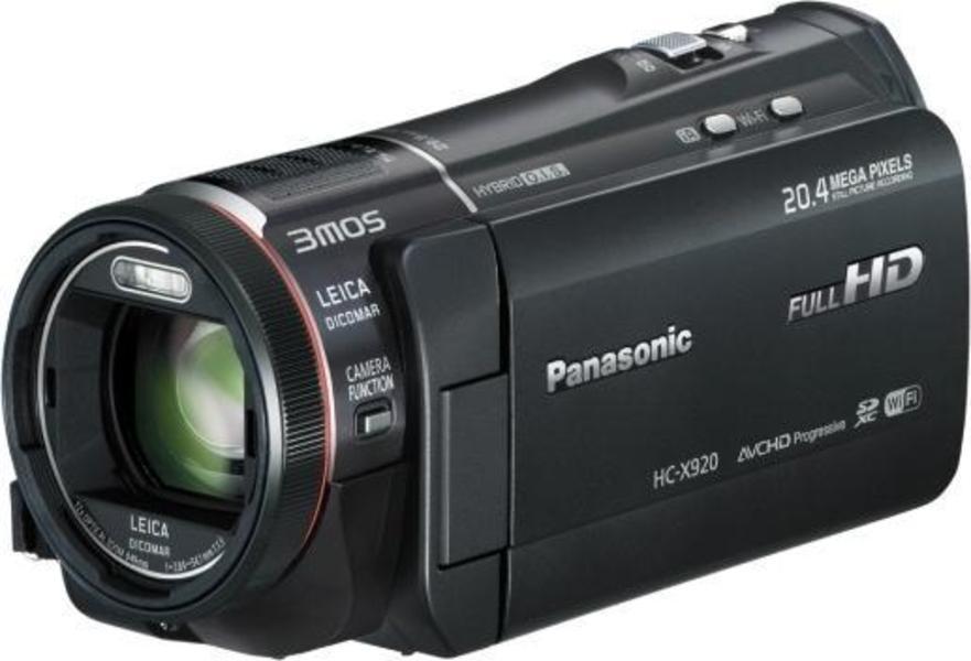 Panasonic HC-X920 camcorder