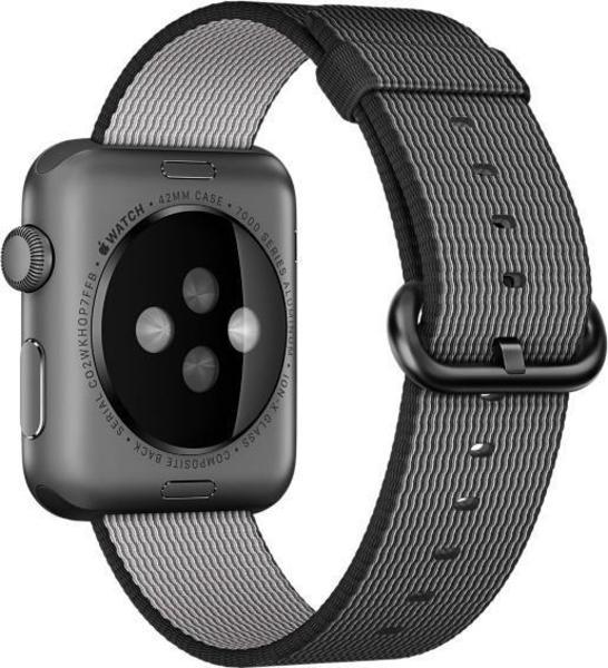 Apple Watch Series 2 38mm Aluminium with Woven Nylon Smartwatch