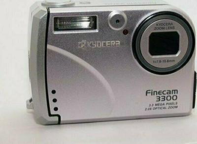 Kyocera Finecam 3300 / Yashica Digitalkamera