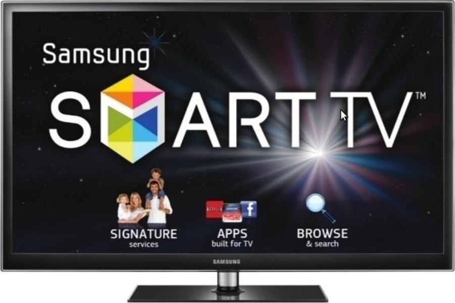 Samsung PN60E550D1F front on