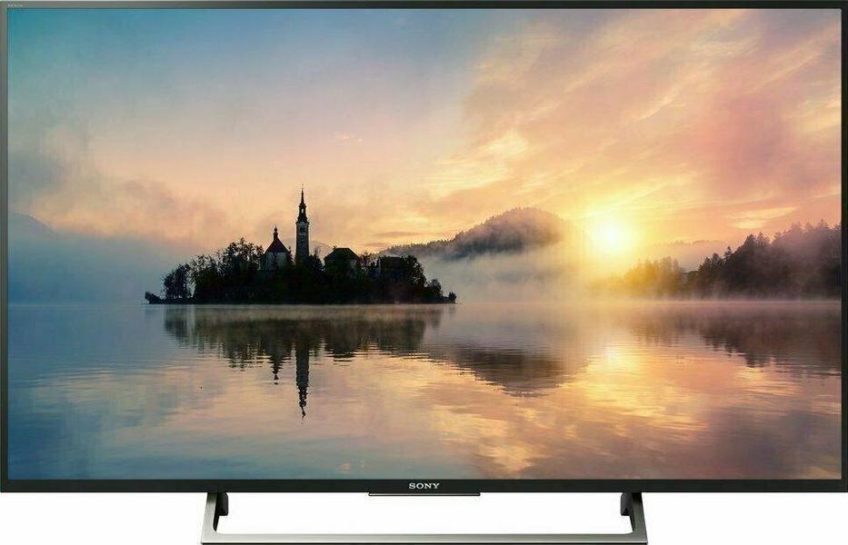 Sony Bravia KD-55XE7002 front on