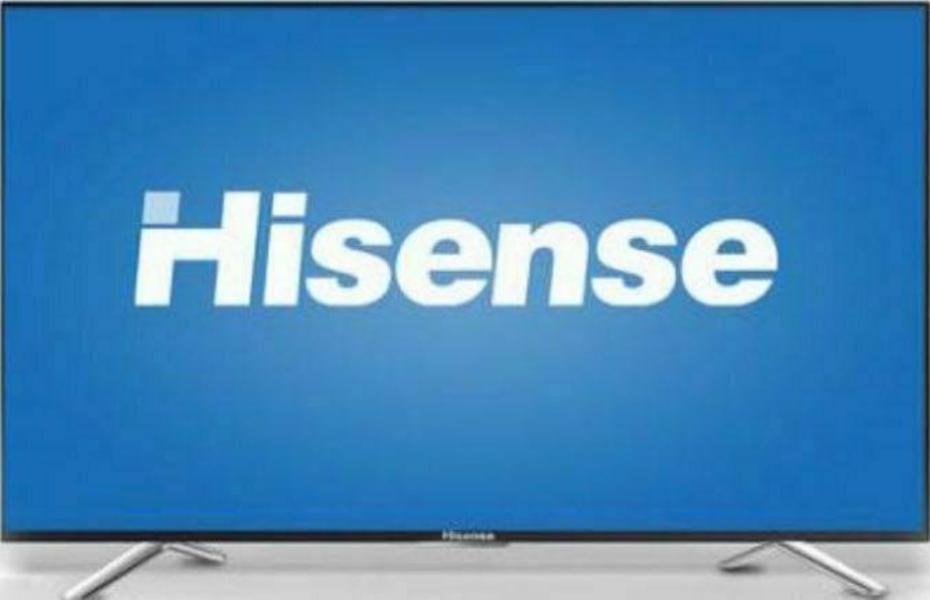 Hisense 55H7B front on
