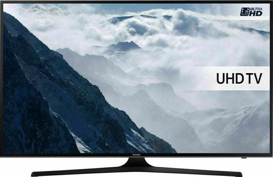 Samsung UE70KU6000 front on