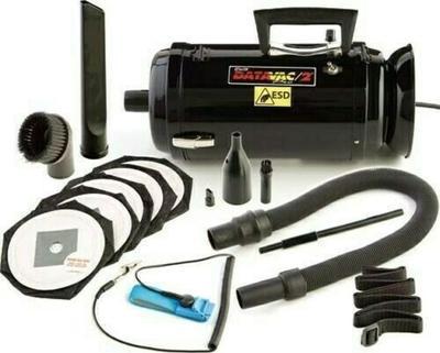 Metro DATAVAC 2 ESD Safe Maintenance System DV-2-ESD1 Vacuum Cleaner