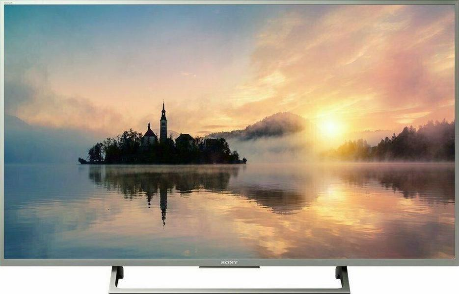 Sony Bravia KD-43XE7073 front on