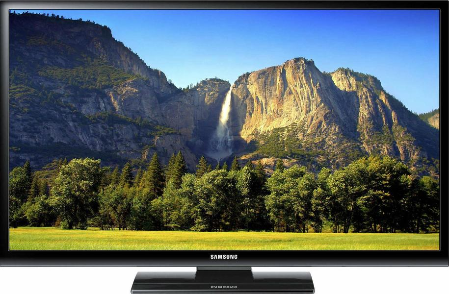Samsung PN43E450 front on