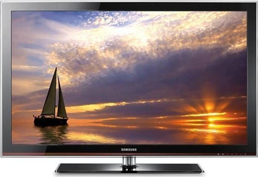 Samsung LN46D630M3F front on