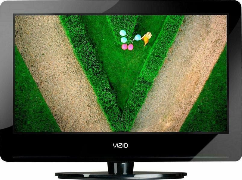 Vizio VA22LFHDTV10T front on