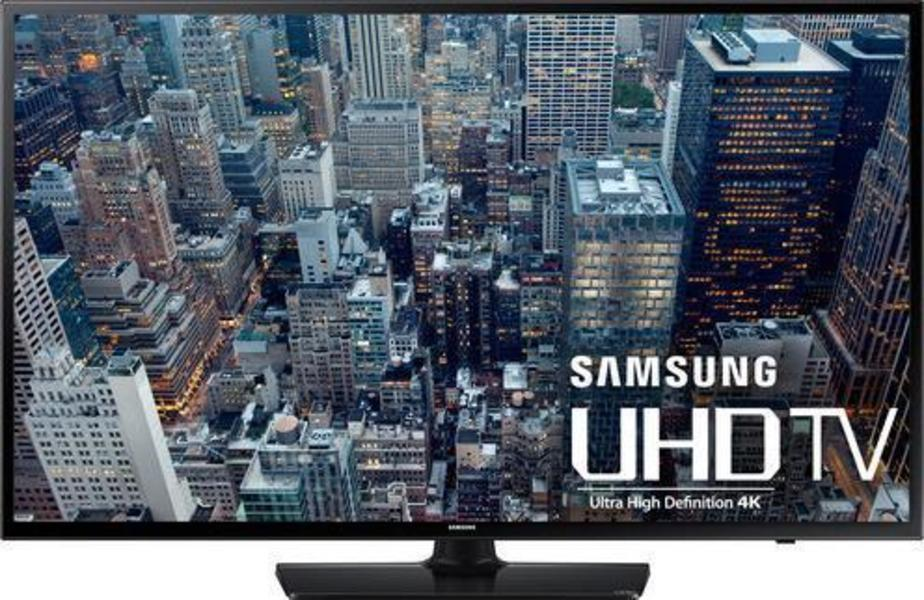 Samsung UN65JU6400 front on