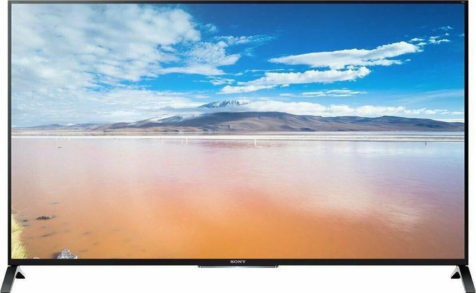Sony KD-49X8505B front on