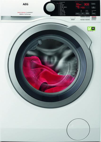 AEG L8FB86ES Washer